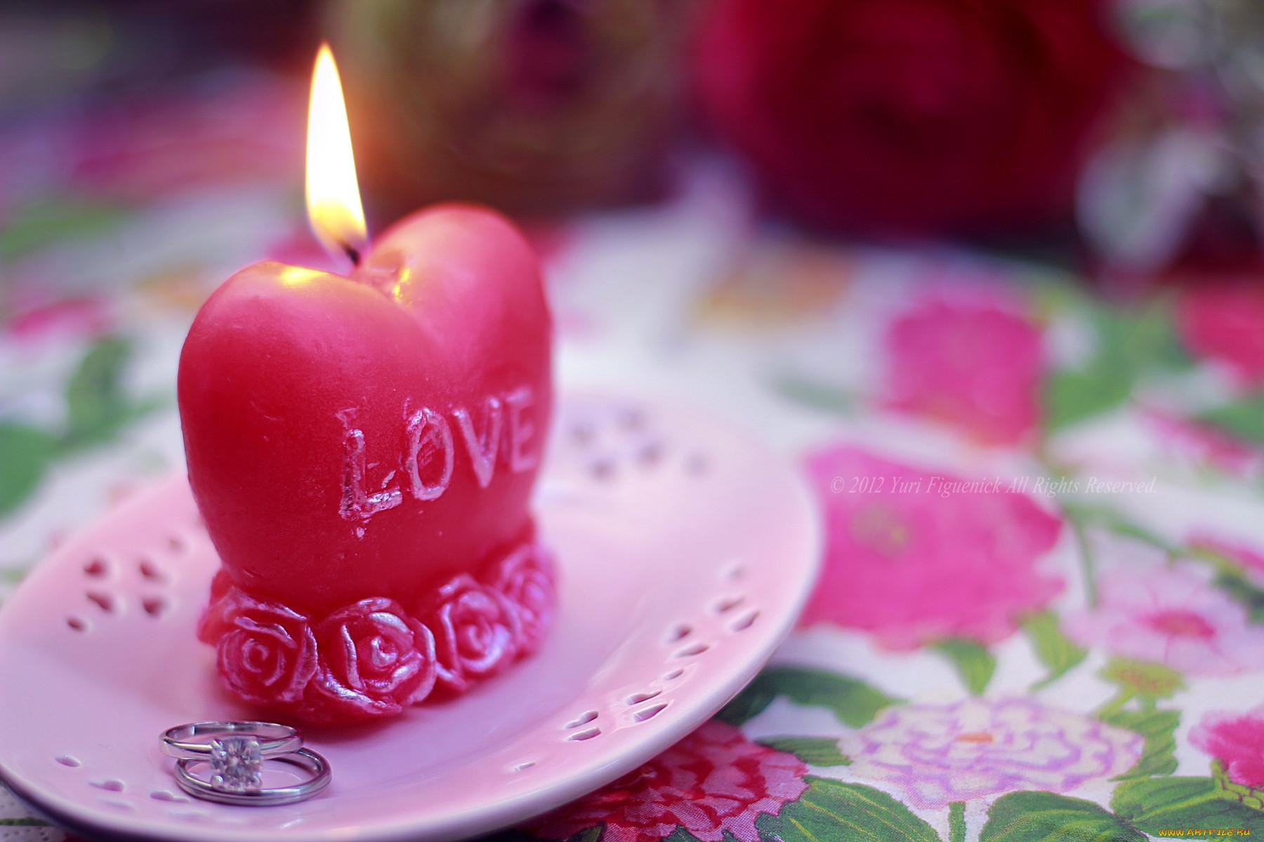 Картинки по запросу романтика свечи